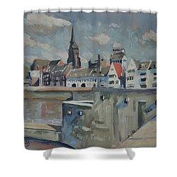 Sunny Wyck Maastricht Shower Curtain