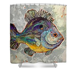 Sunnyfish Shower Curtain