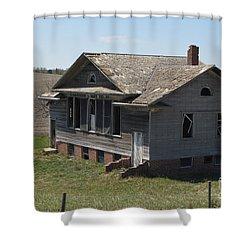 Sunnyside Dist #35 Shower Curtain