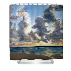 Sunrise 01 Shower Curtain