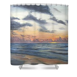 Sunrise 02 Shower Curtain