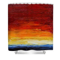 Sunrise #22 Shower Curtain