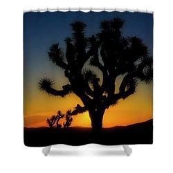 Sunrise At Joshua Shower Curtain