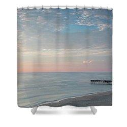 Sunrise At Sandbridge, Va Shower Curtain
