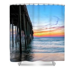 Sunrise Blessing Shower Curtain