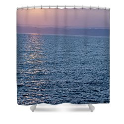 Sunrise Collectin Shower Curtain