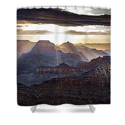 Sunrise Grand Canyon Shower Curtain