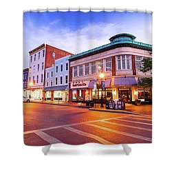 Sunrise In Annapolis Shower Curtain