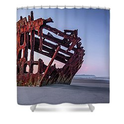 Sunrise In Astoria Shower Curtain
