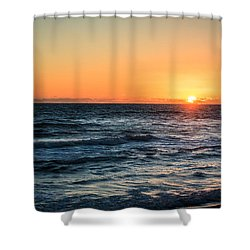 Sunrise In Nags Head Shower Curtain