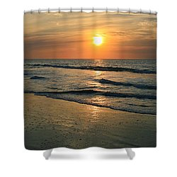 Sunrise Myrtle Beach Shower Curtain