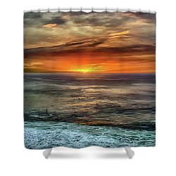Sunrise Special 2 Shower Curtain