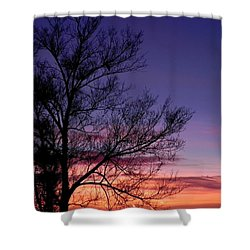 Sunrise, Sunrise Shower Curtain