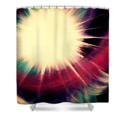 Sunrise Symphony Shower Curtain