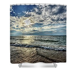 Sunset 32 Shower Curtain