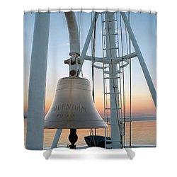 Sunset Bow Shower Curtain