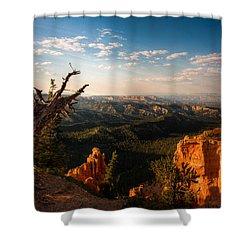 Sunset Bryce Shower Curtain