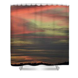 Sunset Home Shower Curtain