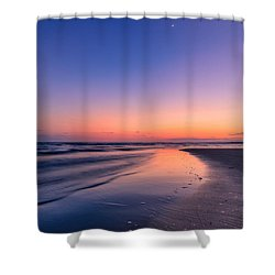 Sunset, Old Saybrook, Ct Shower Curtain