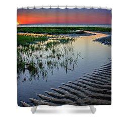 Sunset On Cape Cod Shower Curtain