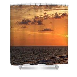 Sunset Panama City Florida Shower Curtain