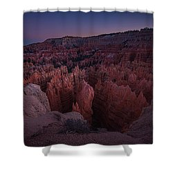 Sunset Point Shower Curtain