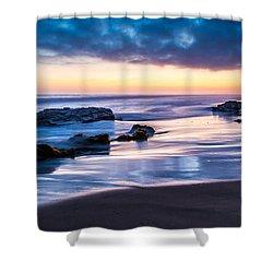 Sunset Shine Shower Curtain