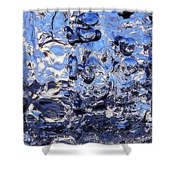 Sunset Symbols Shower Curtain