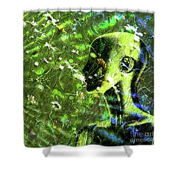 Shower Curtain featuring the photograph Sunshine And Daisies by LemonArt Photography
