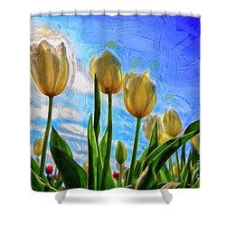 Sunshine Day Shower Curtain