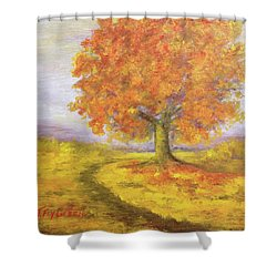 Sunshiney Kind Of Morning Shower Curtain