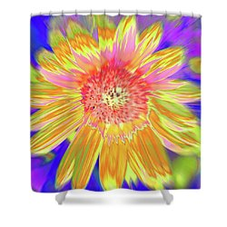 Sunsweet Shower Curtain