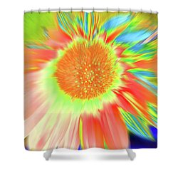 Sunswoop Shower Curtain