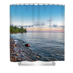 Superior Morning Shower Curtain