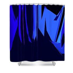 Supplication 2 Shower Curtain