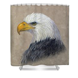 Shower Curtain featuring the painting Supremacy by Phyllis Howard