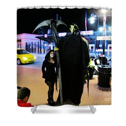 Surely The Night's Best Shower Curtain