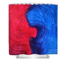 Surf Shower Curtain