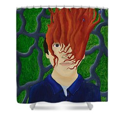 Surreal Me Shower Curtain