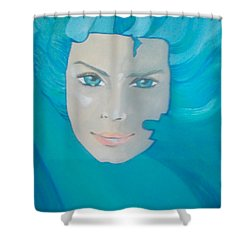 Surviving Shower Curtain