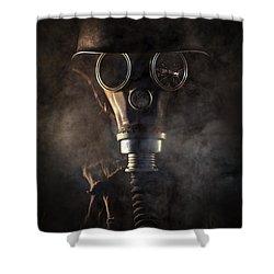 Survivor II Shower Curtain