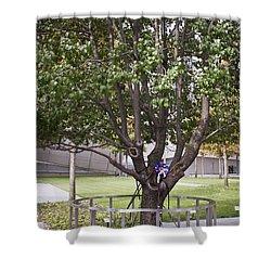 Survivor Tree Shower Curtain