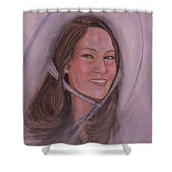 Susan Shower Curtain