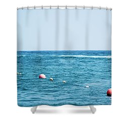 Suspension  Shower Curtain