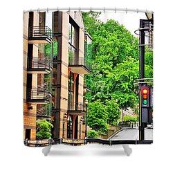 Sw Broadway Shower Curtain