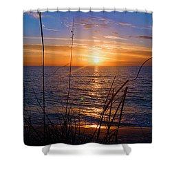 Sw Florida Sunset Shower Curtain