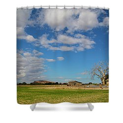 Sw Idaho Scenery Shower Curtain