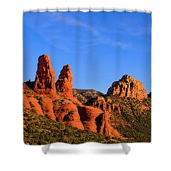 Sweeping Sedona Shower Curtain