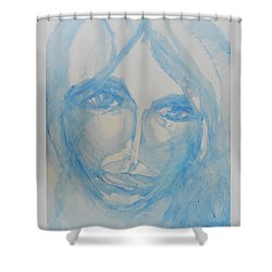 Sweet And Sour - Sweet And Sad Shower Curtain