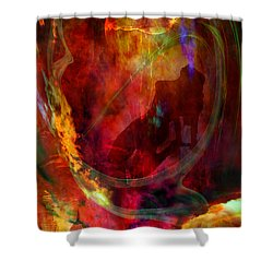 Sweet Dream Shower Curtain